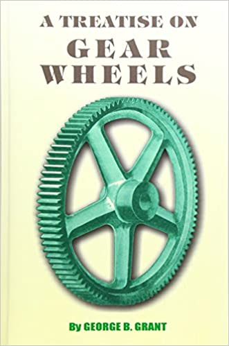 A TREATISE ON GEAR WHEELS EPUB