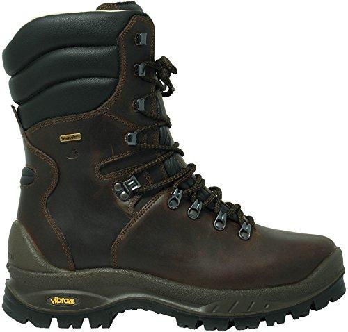 Graninge 7042 Explorer's Trek Hiking Boots Full Grain Leather dTFXY1L