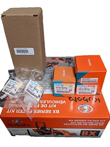 kubota bx fuel filter - 1