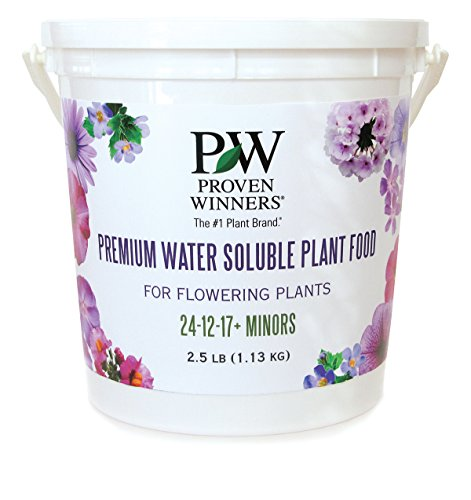Premium Water Soluble Fertilizer, 2.5 lb. - Winner Garden