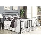 Coaster 300399Q Home Furnishings n Bed, Queen, Dark Bronze