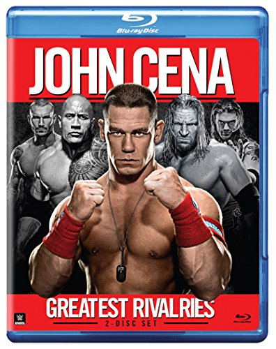 John Cena: Greatest Rivalries [Blu-ray]
