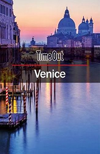 Time Out Venice City Guide: Travel Guide (Time Out City Guide)