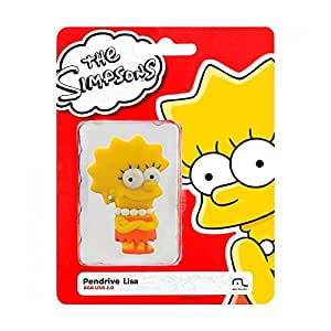 Multilaser Simpsons Lisa Memória USB de 8 GB