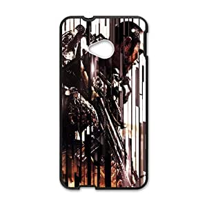 games Call Of Duty Advanced Warfare HTC One M7 Cell Phone Case Black gift pjz003-9429393