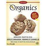 European Gourmet Bakery Organic Apple Cinnamon Muffin Mix, 12-Count