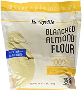Amazon.com : Almond Flour Blanched Ultra-Fine Grind
