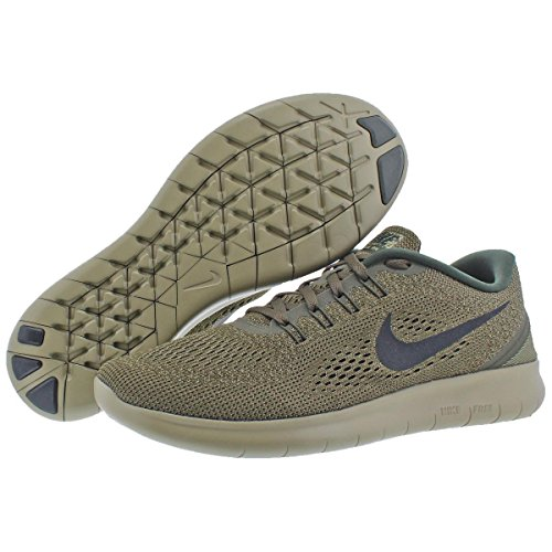 Free Dark Olvie de Neutral Loden Black Run Femme Chaussures Entrainement Running Nike gwTd0g