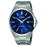 Lorus Mens Analogue Classic Quartz Watch with Titanium Strap RH993HX9