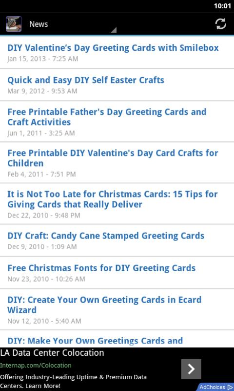 amazoncom diy greeting cards appstore for android