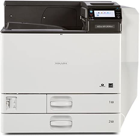 Ricoh Aficio Laser SP C831DN 55 ppm 1200 x 1200 dpi Duplex Color Printer