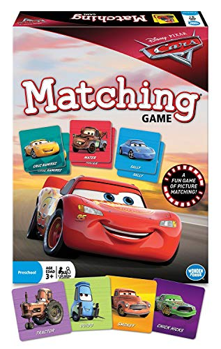 Wonder Forge Disney Pixar Cars M...