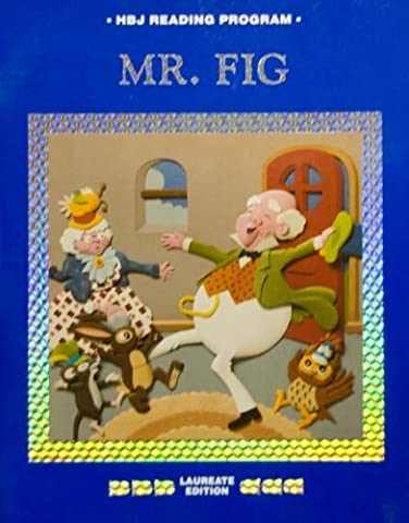 Mr. Fig by Cullinan (1989-06-01) Paperback - Moments Fig