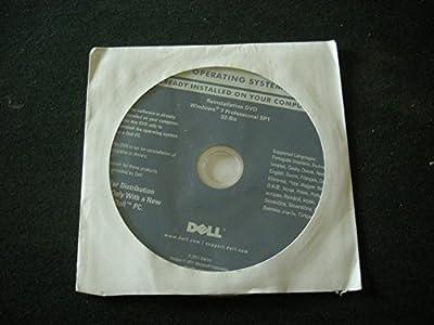Windows 7 Professional (English) (32 bit) (DVD Only)