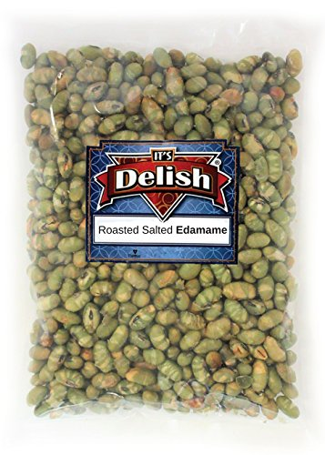 Roasted & Salted Edamame by Its Delish (2 lbs) Review