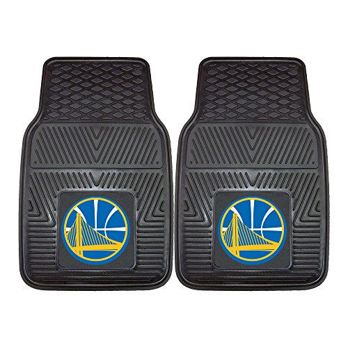Fanmats 19723 NBA - Golden State Warriors Golf Hitting Mat, Team Color, 20'' x 17'' by Fanmats