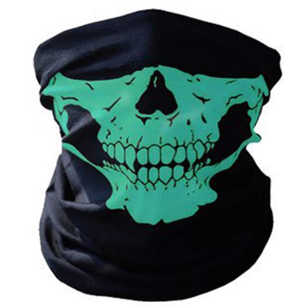 Fafalloagrron Headband Bandana Outdoors Headwear Headwrap Balaclava Tube Mask Multifunctional Headwear Wide Headband Scarf Bandanna