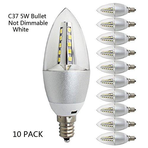 lagposui 5w LED Candelabra Bulb/Candelabra led bulb 40W Equi