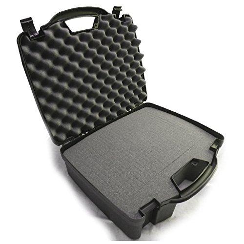 STUDIOCASE Portable Multi-Track Audio Studio Recorder and Digital Stereo interface Case works for- Tascam Portastudio Pocketstudio DR-680 , DP-03SD , HD-P2 , DR-680mk2 , DP-03 , DP-008EX , DP-006 and More