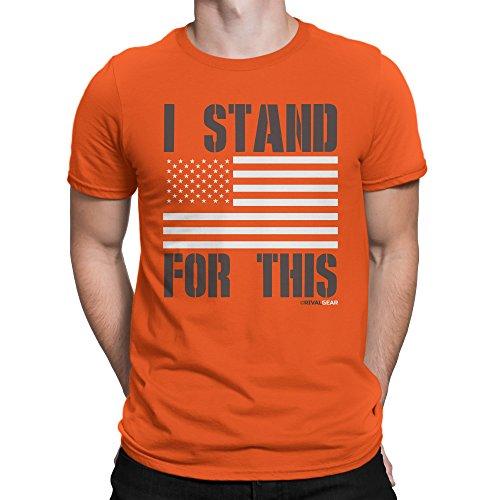 Browns Fan T-Shirt, I Stand XL ()