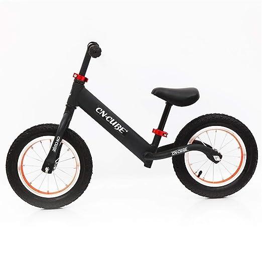 Steaean Equilibrio Bicicleta niños Bicicleta sin Pedal pequeño ...