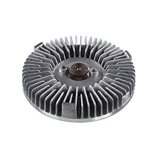 A-Premium Engine Cooling Fan Clutch for Chevrolet Colorado W3500 W4500 Tiltmaster GMC Canyon P3500 Hummer H3 Isuzu NPR I-350 I-370 (Hummer H3 Clutch)