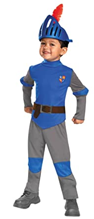 Mike The Knight Toddler Costume Classic 3T-4T - Toddler Halloween Costume  sc 1 st  Amazon.com & Amazon.com: Mike The Knight Toddler Costume Classic 3T-4T - Toddler ...