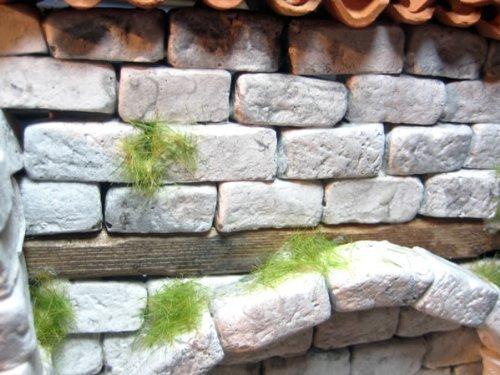 250 rechteckige Ruinen-Bausteine für Krippenbau, LGB Gartenbahn etc. B003BUATOI Bau- & Konstruktionsspielzeug Verpackungsvielfalt | Modernes Design