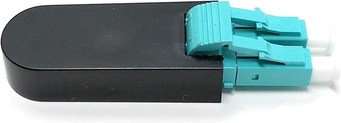 LC Fiber Optic Singlemode 9//125 Loopback Adapter