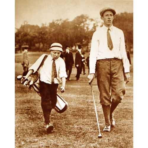 Golf Historic Photo - 6