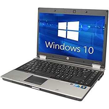 HP Elitebook 8440p Laptop Notebook - Intel Core i5 2.4GHz - 8GB DDR3 - 500GB SATA HDD - DVDRW - Windows 10 Home 64bit - (Certified Refurbished)