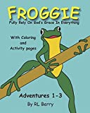 Froggie Adventures 1-3 Coloring and Activity