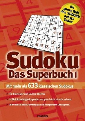 Sudoku Doppelband: Über 1.200 Sudoku