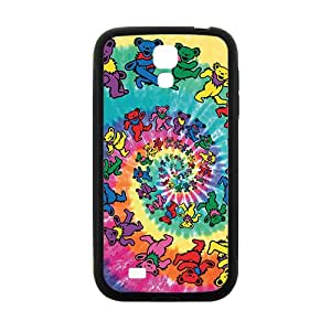 Greatful Dead Rock Band Black Samsung Galaxy S4 case
