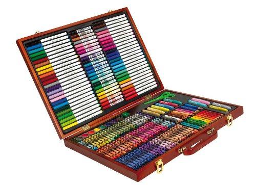 Crayola - Maletín de Pinturas y Ceras: Amazon.es: Juguetes y ...