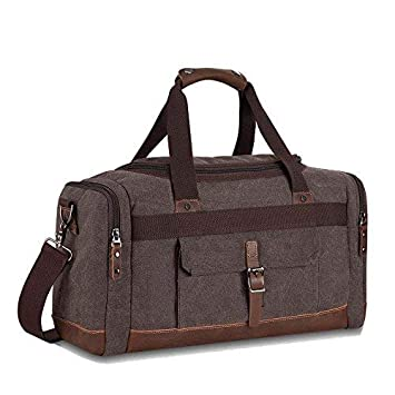 Amazon.com: BLUBOON lona bolsa de viaje bolsa de fin de ...