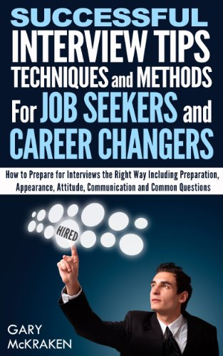 Successful Interview Techniques Methods Changers ebook product image