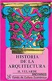 Historia de la Arquitectura, Héctor Velarde, 9681600568