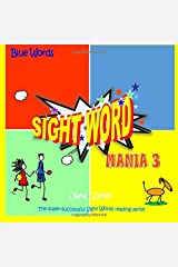 Sight Word Mania 3: Blue Words Paperback