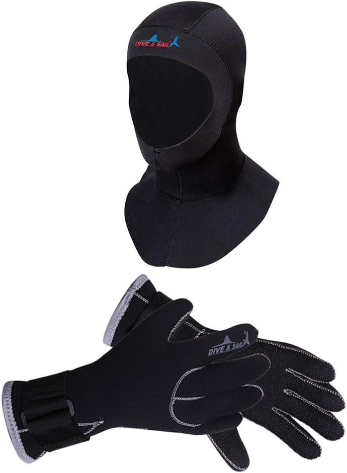capucha guantes neopreno