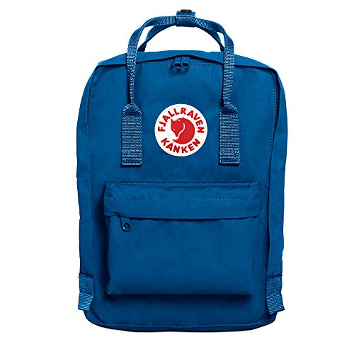 "Fjallraven - Kanken Laptop 13"" Backpack for Everyday, Lake Blue"