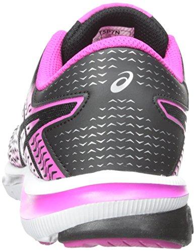 Donna Bagliore Asics Corsa Gel Argento Nero Rosa 6 Da 5 J33 2 Scarpe w super M Us EfHHq8