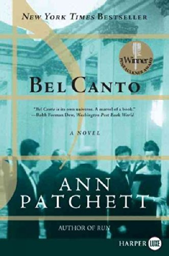 bel canto essay Bel canto essays in the novel bel canto by ann patchett a story of mysterious languages comes alive mr hosokawa is invited to south america, to celebrate his birthday with other.