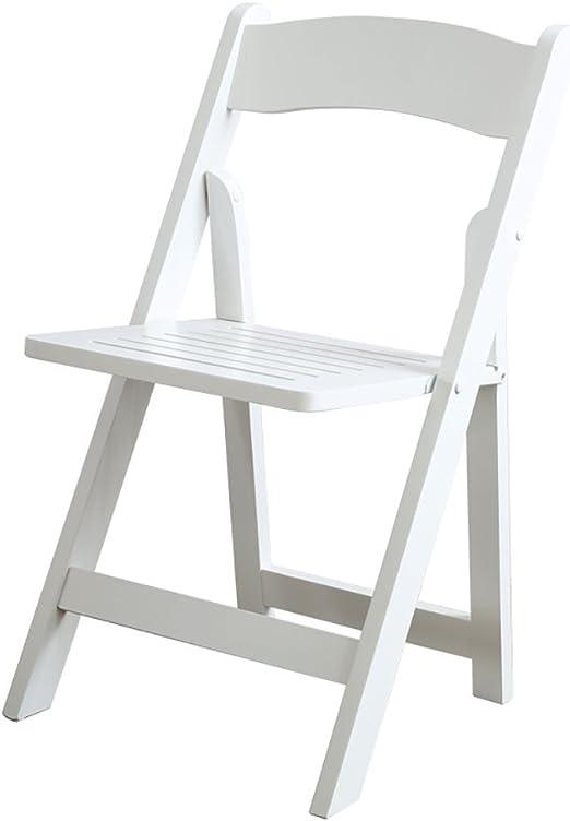 Amazon.com: Plegable sillas silla de comedor silla de ...