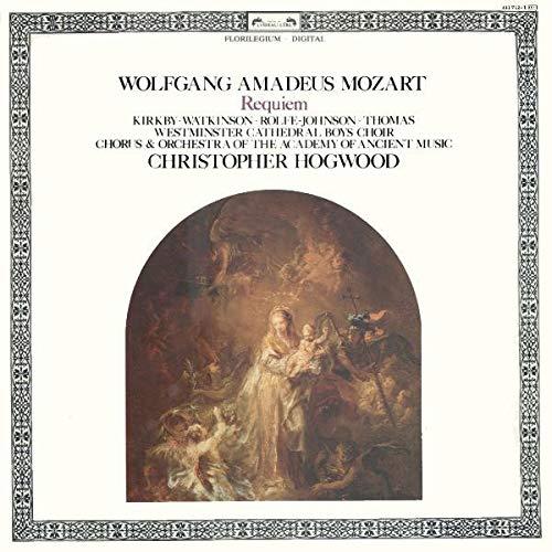 Mozart - Requiem K 626. 51Va0PGUbEL