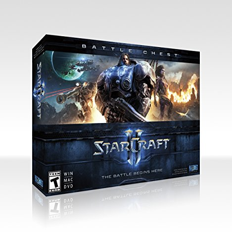 Starcraft II: Battle Chest - PC/Mac
