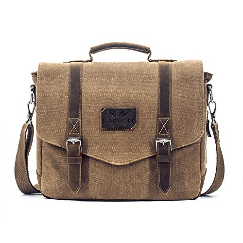 Canvas Reporter Bag - 2