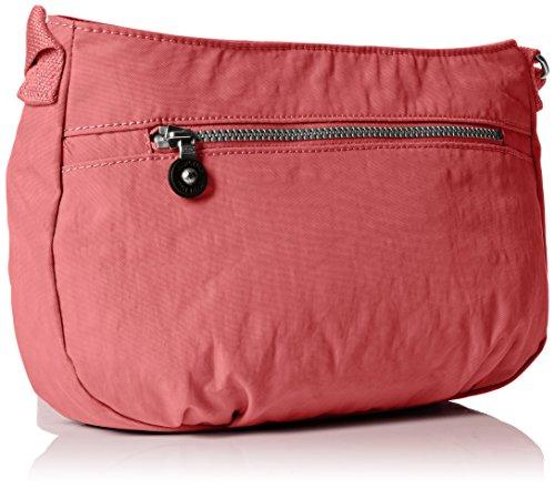 Kipling SYRO - Bolso de hombro de material sintético mujer Rosa (Shell Pink)