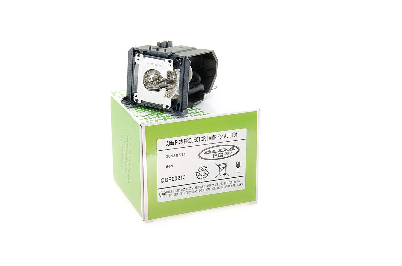 Alda PQ-Premium, Lámpara de proyector compatible con AJ-LT91 para ...