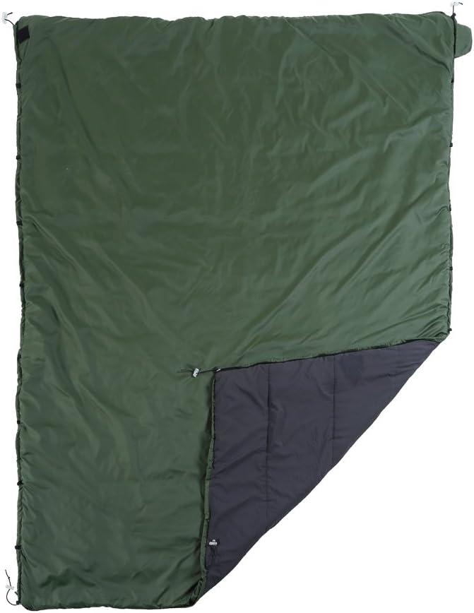 f/ür Camping 1T leichte Daunen-H/ängematte//Kokon